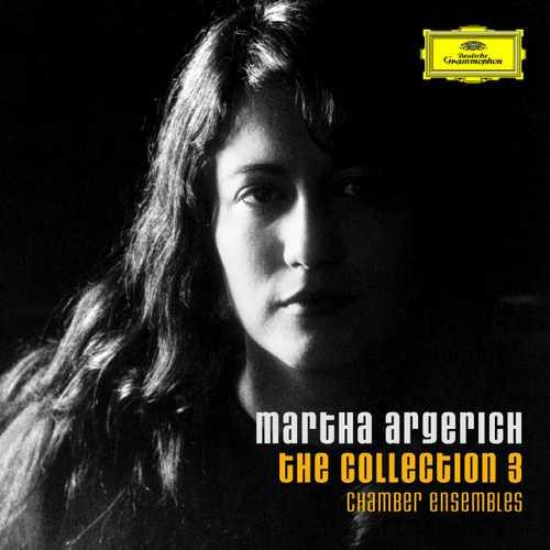 Martha Argerich: The Collection 3. Chamber Ensembles (FLAC)