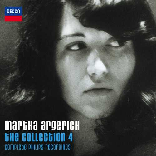 Martha Argerich: The Collection 4. Complete Philips Recordings (FLAC)