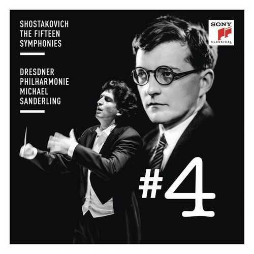 Michael Sanderling: Shostakovich - Symphony no.4 (24/96 FLAC)