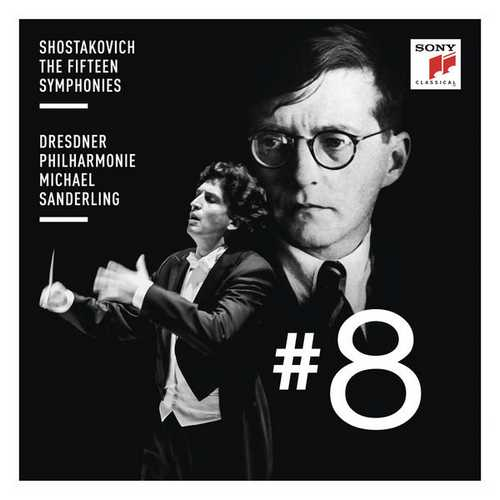 Michael Sanderling: Shostakovich - Symphony no.8 (24/96 FLAC)