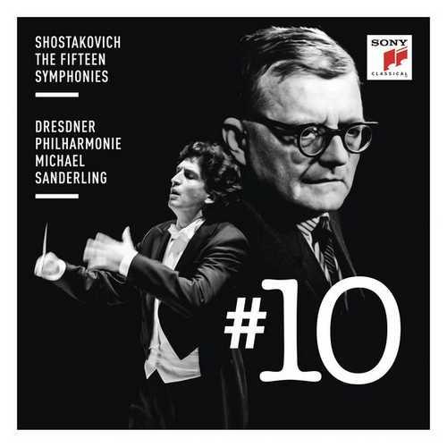 Michael Sanderling: Shostakovich - Symphony no.10 (24/96 FLAC)
