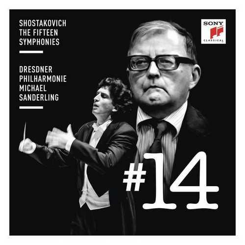 Michael Sanderling: Shostakovich - Symphony no.14 (24/96 FLAC)