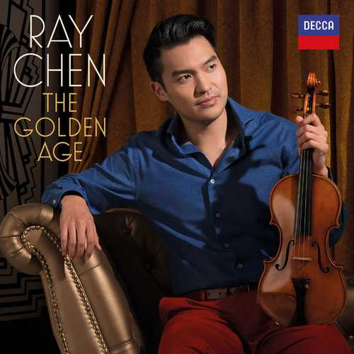 Ray Chen - The Golden Age (24/96 FLAC)