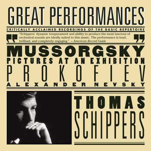 Schippers: Prokofiev - Alexander Nevsky, Mussorgsky - Pictures at an Exhibition (FLAC)