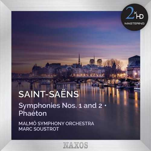 Soustrot: Saint-Saëns - Symphonies no.1 & 2, Phaéton (24/192 FLAC)