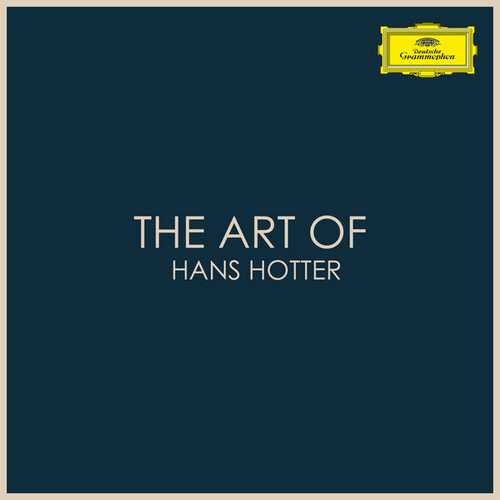 The Art of Hans Hotter (FLAC)