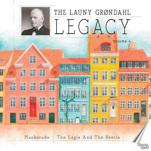 The Launy Grøndahl Legacy vol.4 (FLAC)
