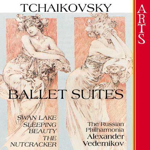 Vedernikov: Tchaikovsky - Ballet Suites (FLAC)