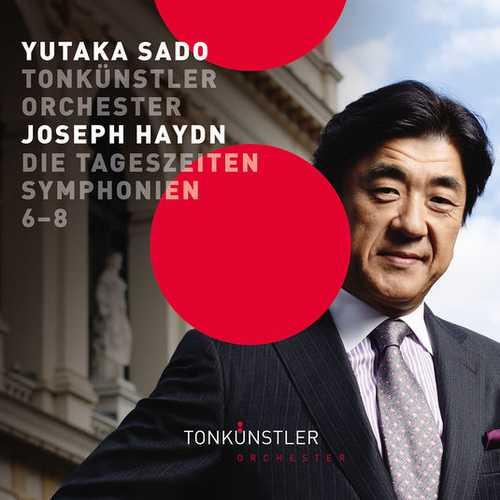 Sado: Haydn - Symphonies no.6-8 (24/48 FLAC)