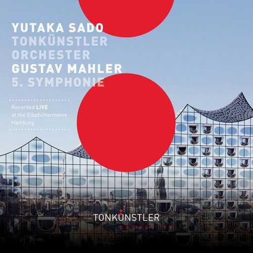 Sado: Mahler - Symphony no.5 (24/48 FLAC)