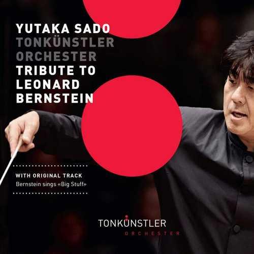 Yutaka Sado - Tribute to Leonard Bernstein (24/192 FLAC)