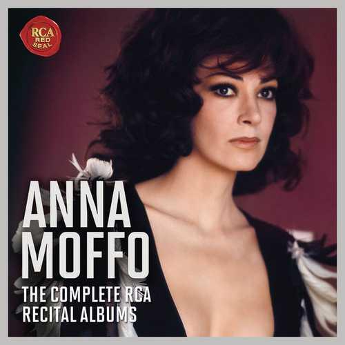 Anna Moffo - The Complete RCA Recital Albums (FLAC)