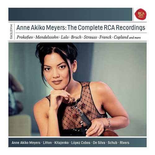 Anne Akiko Meyers - The Complete RCA Recordings (FLAC)