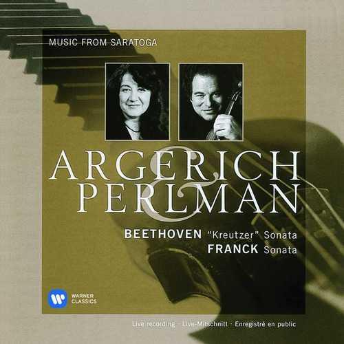 Itzhak Perlman, Martha Argerich - Music from Saratoga (FLAC)