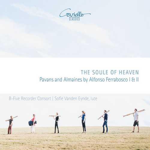 B-Five Recorder Consort, Vanden Eynde - The Soule of Heaven (24/96 FLAC)