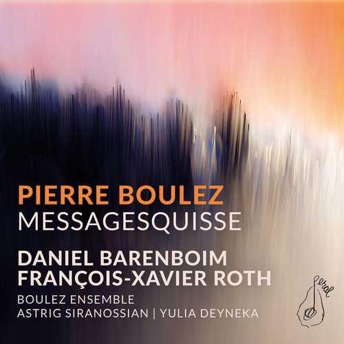 Siranossian, Deyneka: Boulez - Messagesquisse (24/48 FLAC)