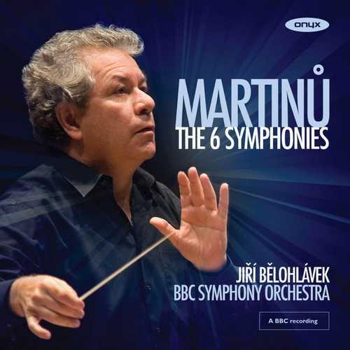 Bělohlávek: Martinů - The 6 Symphonies (FLAC)