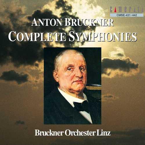 Bruckner Orchester Linz: Anton Bruckner - Complete Symphonies (FLAC)