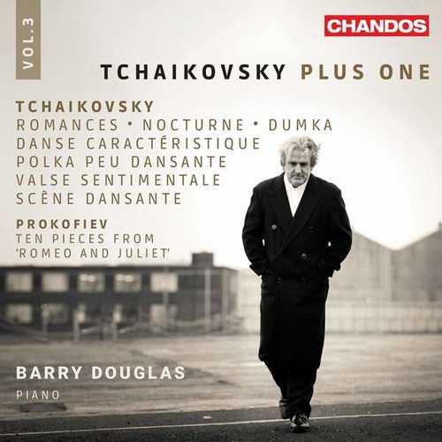 Douglas: Tchaikovsky Plus One vol.3 (24/96 FLAC)