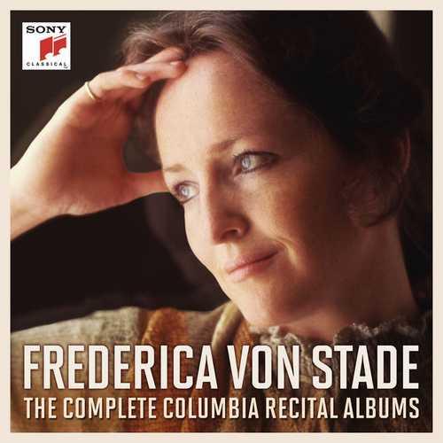 Frederica von Stade - The Complete Columbia Recital Albums (FLAC)