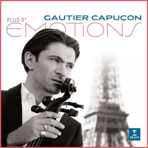 Gautier Capuçon -  Plus d'émotions (24/192 FLAC)
