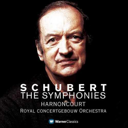 Harnoncourt: Schubert - The Symphonies (FLAC)