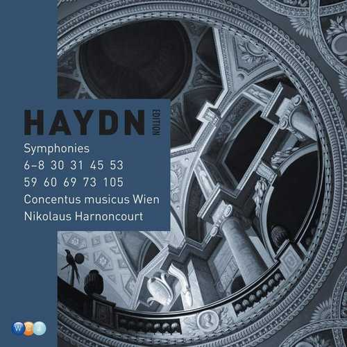 Haydn Edition Volume 1 - Famous Symphonies (FLAC)