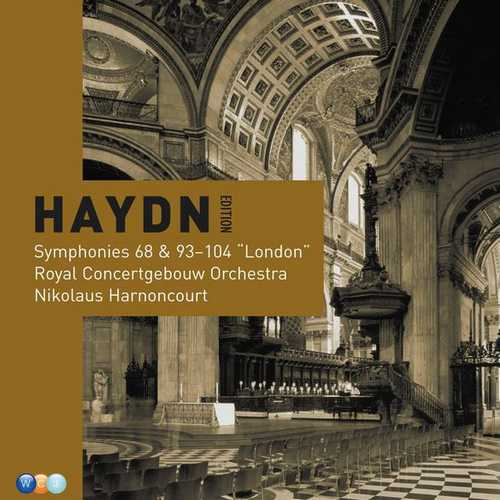 Haydn Edition Volume 4 - The London Symphonies (FLAC)