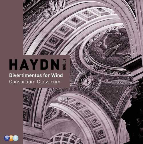 Haydn Edition Volume 7 - Divertimentos for Wind (FLAC)