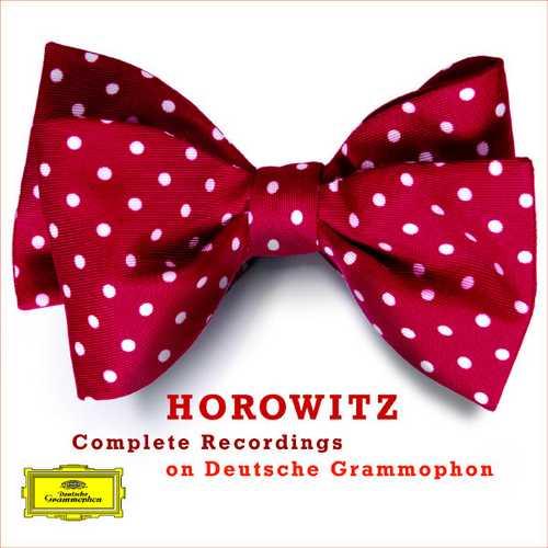 Horowitz - Complete Recordings on Deutsche Grammophon (FLAC)