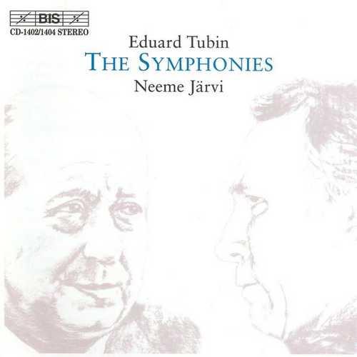 Järvi: Tubin - The Symphonies (FLAC)