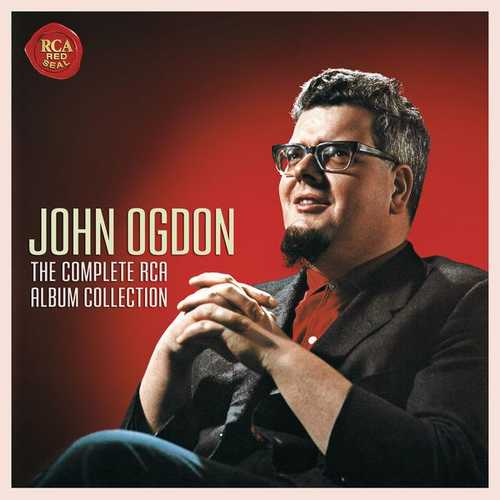 John Ogdon - The Complete RCA Album Collection (24/44 FLAC)