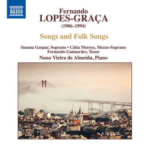 Lopes-Graca - Songs and Folk Songs (24/96 FLAC)
