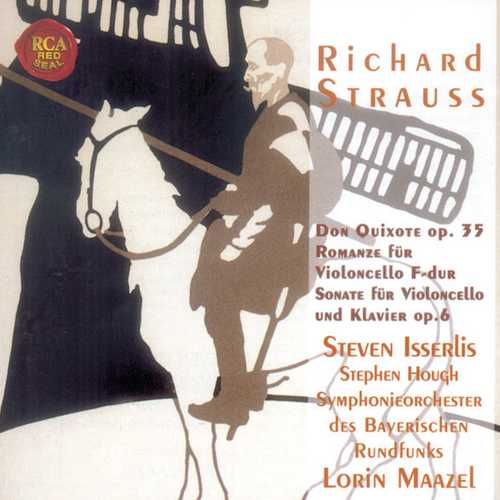 Isseris, Maazel: Strauss - Don Quixote, Works for Violoncello (FLAC)