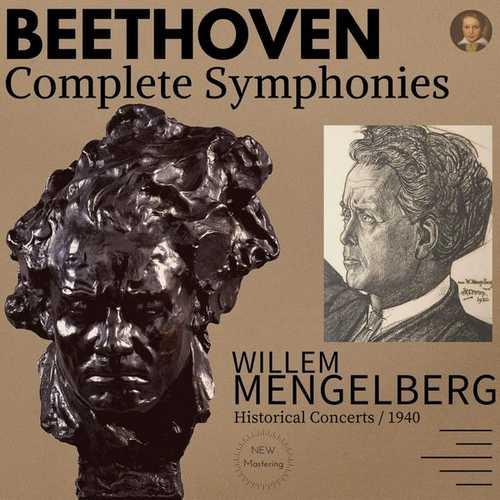 Mengelberg: Beethoven - Complete Symphonies (FLAC)