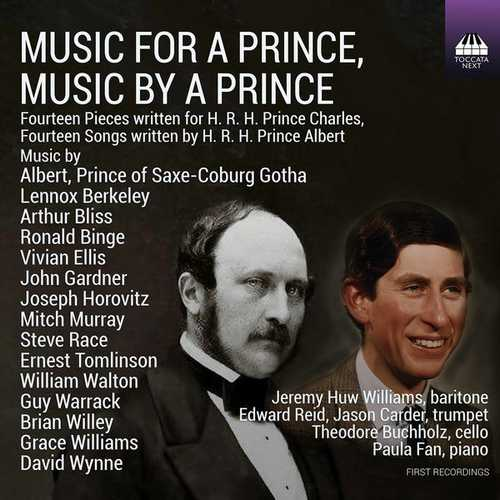 Music for a Prince, Music by a Prince (24/44 FLAC)