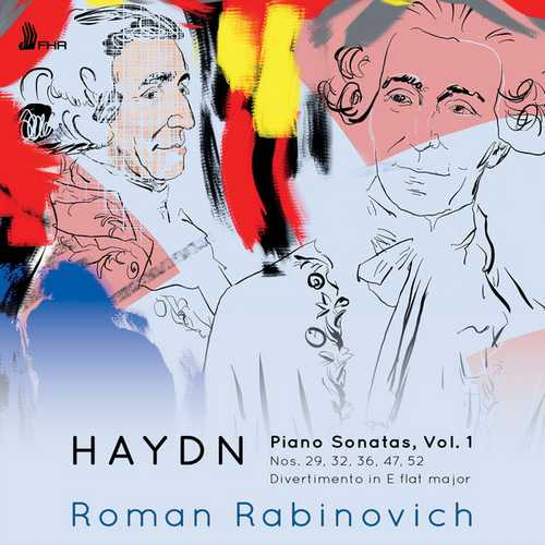 Rabinovich: Haydn - Piano Sonatas vol.1 (24/44 FLAC)