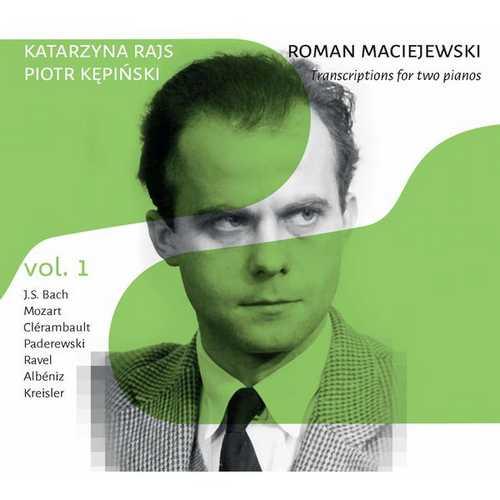 Rajs: Maciejewski -Transcriptions for 2 Pianos vol.1 (24/96 FLAC)