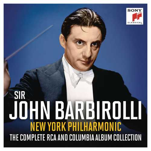 Sir John Barbirolli - The Complete RCA and Columbia Album Collection (FLAC)