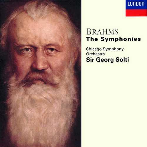 Solti: Brahms - The Symphonies (FLAC)