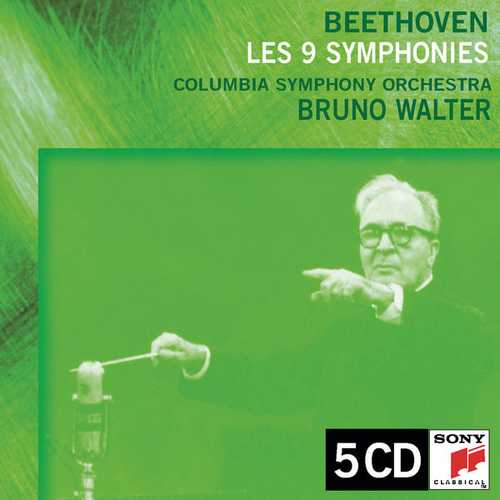 Walter: Beethoven - The Complete Symphonies (FLAC)