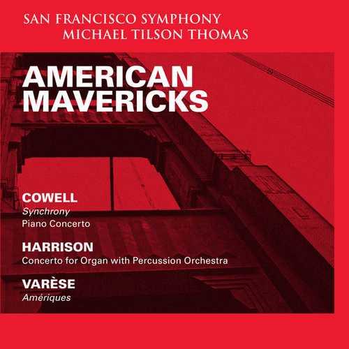 Tilson Thomas: American Mavericks (24/96 FLAC)