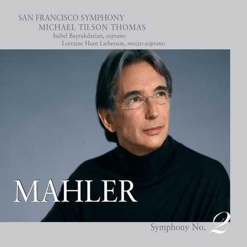 Tilson Thomas: Mahler - Symphony no.2 (24/96 FLAC)