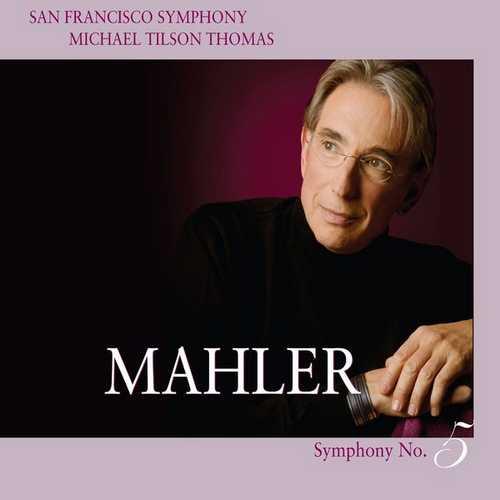 Tilson Thomas: Mahler - Symphony no.5 (24/96 FLAC)