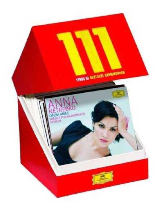 111 Years of Deutsche Grammophon: 55 CD Anthology (55 CD box set, FLAC)