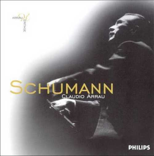Arrau Heritage: Schumann (7 CD box set, APE)