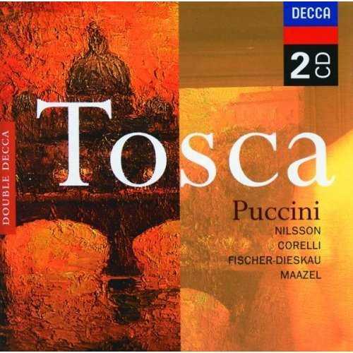 Maazel: Puccini - Tosca (2 CD, APE)