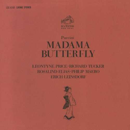 Leinsdorf: Puccini - Madama Butterfly. 1962 (24/96 FLAC)