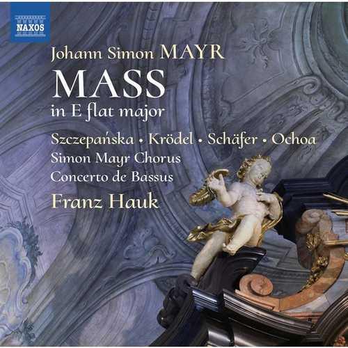 Hauk: Mayr - Mass in E-Flat Major (24/96 FLAC)