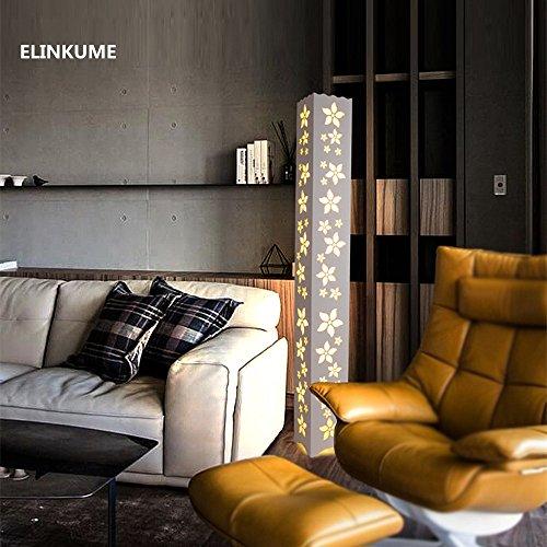 ELINKUME Stehleuchten LED Innenbeleuchtung Energie sparende Lampe